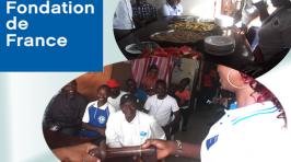 Acte un du projet Action /Prévention des IST/VIH et des Violences Basées sur le Genre :la tenue de l'atelier pratique dans la région du centre