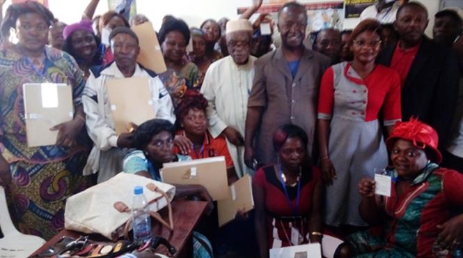 Prévention de la Transmission du VIH/SIDA, Mère-Enfant(PTME) dans trois aires de santé de Bafoussam (Région de l'Ouest Cameroun)