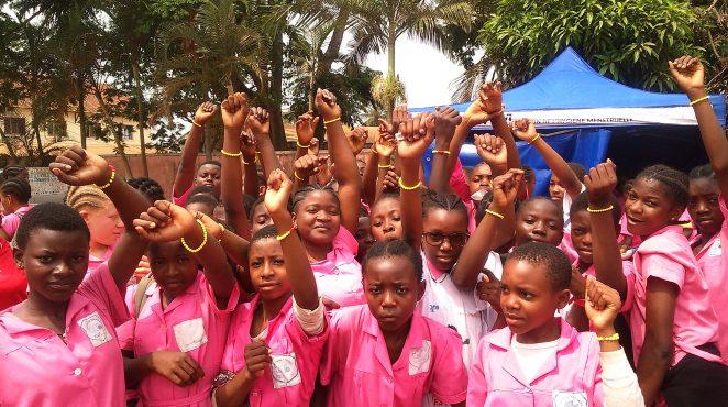 Le projet d'appui à la Gestion de l'Hygiène Menstruelle(GHM)  en milieu scolaire, chez la jeune  fille au Cameroun