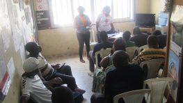 rencontre avec leaders communautaires