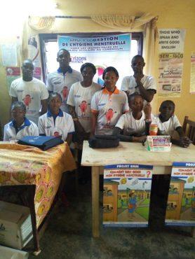 formation des JELs au lycée de Tsinga