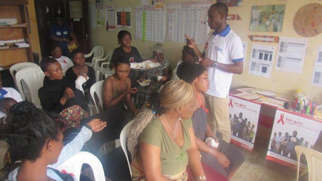 journée de lutte contre le VIH