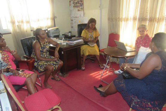 Visite Sidaction Horizons Femmes