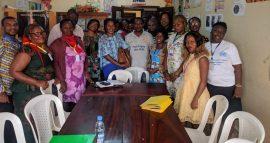 visite de care mission Cameroun à Horizons Femmes
