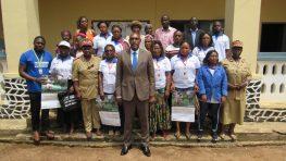réunion communautaire plaidoyer Mbalmayo