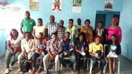 Atelier de restitution des activités de la CSCC-Santé, Région du Sud
