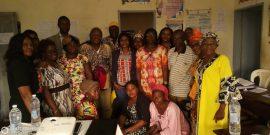 réunion de plaidoyer PTME horizons femmes bafoussam